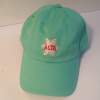 Pistachio Green Cap with Alta Logo