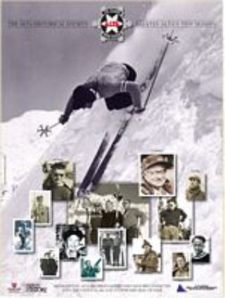 Vintage Reproduction Ski Posters