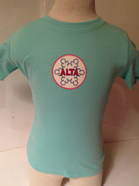 Green Alta Baby Medalion T-Shirt